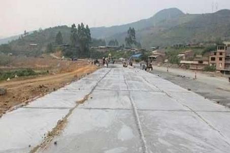 农村四级公路标准水泥路施工组织设计