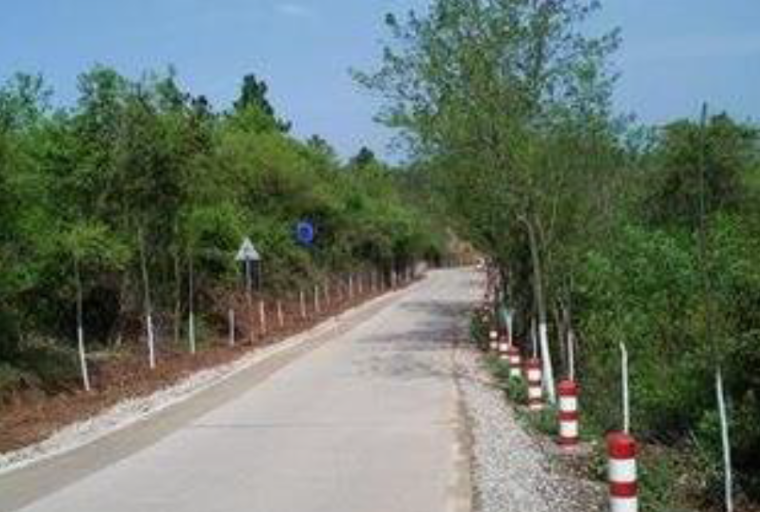 农村公路安全生命防护工程施工组织设计
