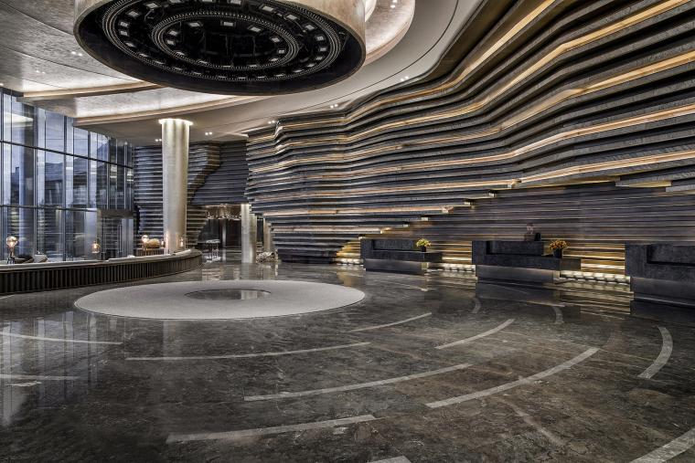 CCD-上海世茂深坑洲际酒店官方摄影