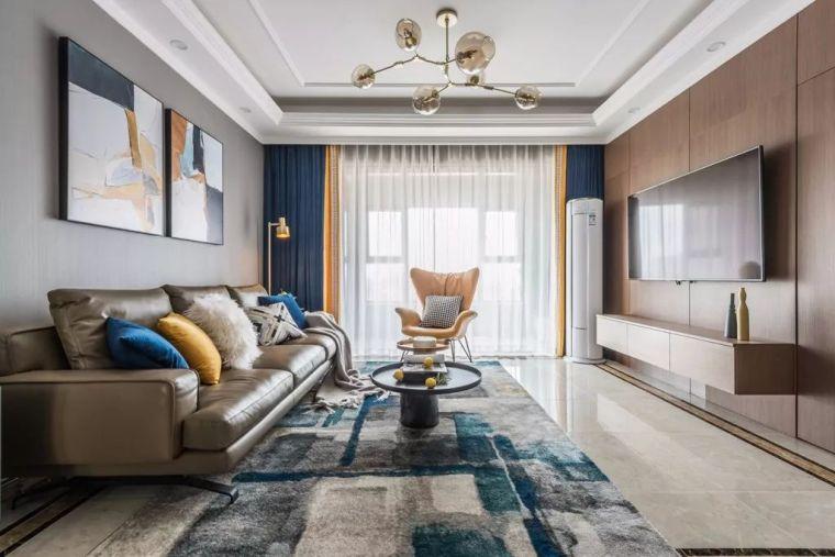 电视柜这样设计,客厅颜值提升100倍!