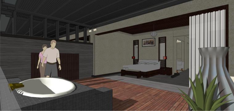 [海南]三亚·悦澜湾G-LUXURY高端度假别墅-知名地产三亚·悦澜湾G-LUXURY高端度假别墅 酒店公寓商业 新亚洲风格独栋 (18)