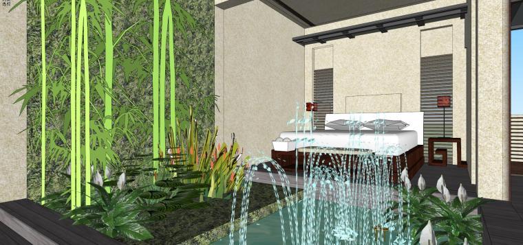 [海南]三亚·悦澜湾G-LUXURY高端度假别墅-知名地产三亚·悦澜湾G-LUXURY高端度假别墅 酒店公寓商业 新亚洲风格独栋 (19)
