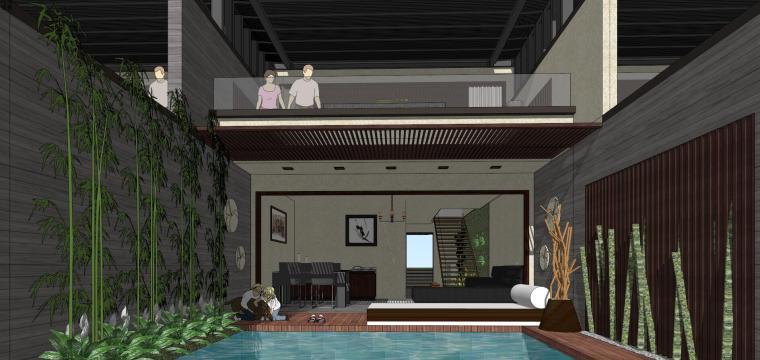[海南]三亚·悦澜湾G-LUXURY高端度假别墅-知名地产三亚·悦澜湾G-LUXURY高端度假别墅 酒店公寓商业 新亚洲风格独栋 (17)
