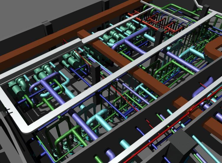 BIM技术机电安装MagiCAD软件讲义