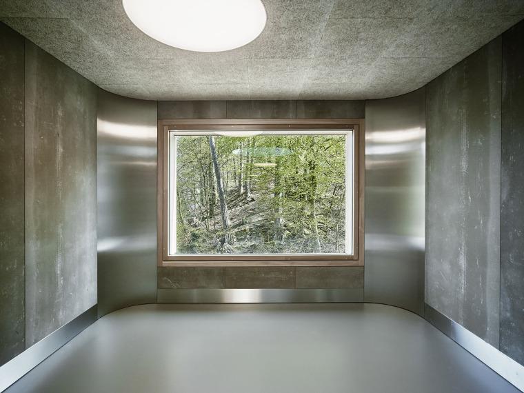 瑞士Rotsee湖赛艇中心-013-Rowing-Center-Lake-Rotsee-by-AFGH-Architects