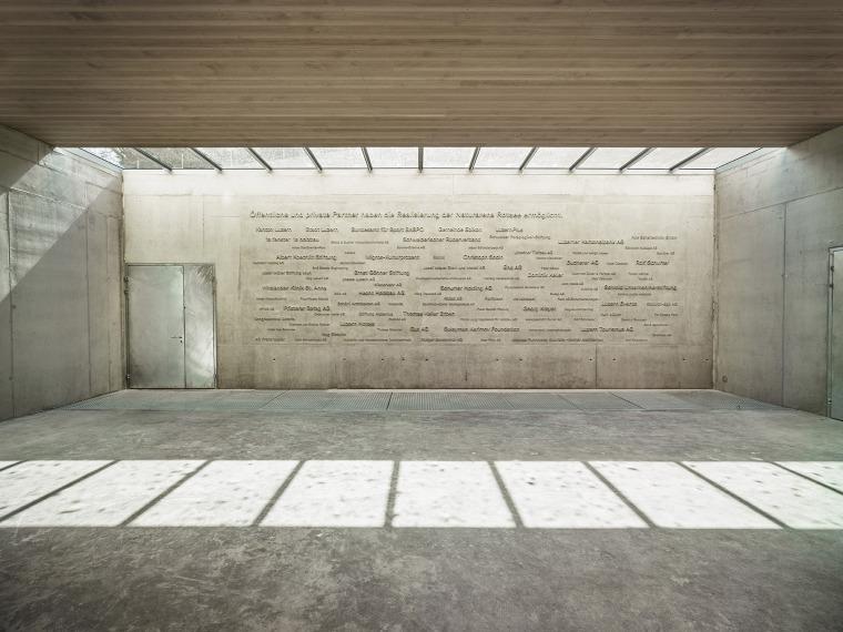 瑞士Rotsee湖赛艇中心-018-Rowing-Center-Lake-Rotsee-by-AFGH-Architects