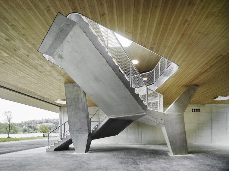 瑞士Rotsee湖赛艇中心-021-Rowing-Center-Lake-Rotsee-by-AFGH-Architects