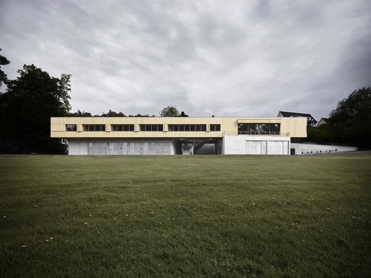 瑞士Rotsee湖赛艇中心-023-Rowing-Center-Lake-Rotsee-by-AFGH-Architects