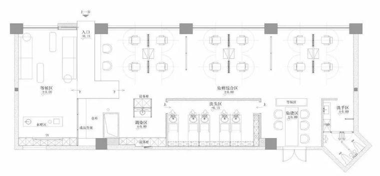 新作首发|福州BANLAN美发旗舰店/木一设计_25