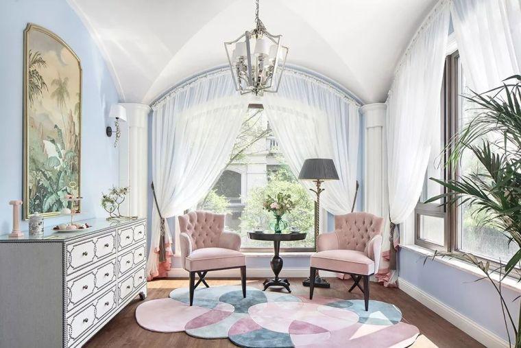 530㎡花艺别墅,温暖的家需要爱和梦想来铸_15
