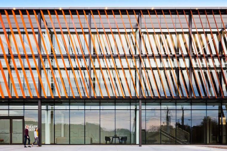 Gensler设计的五个办公楼,在这上班才有范_6