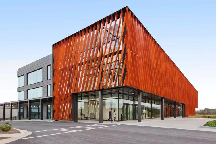 Gensler设计的五个办公楼,在这上班才有范_4