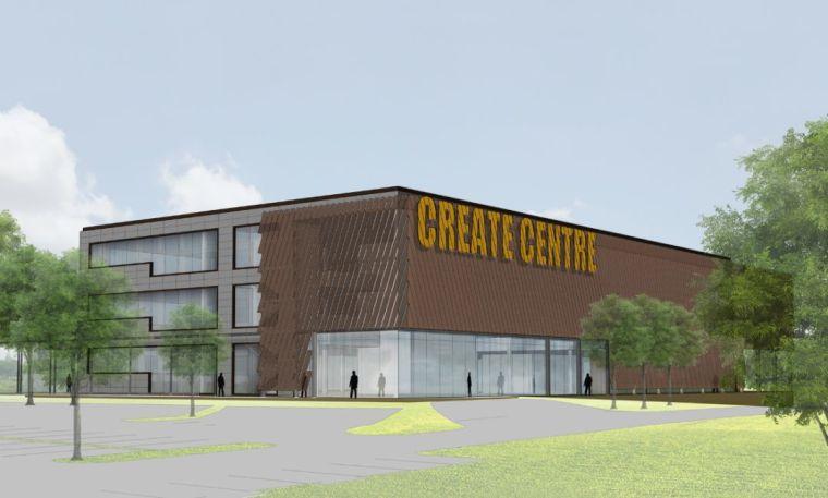 Gensler设计的五个办公楼,在这上班才有范_5