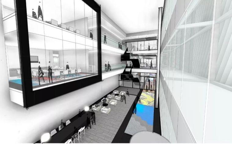 Gensler设计的五个办公楼,在这上班才有范_9