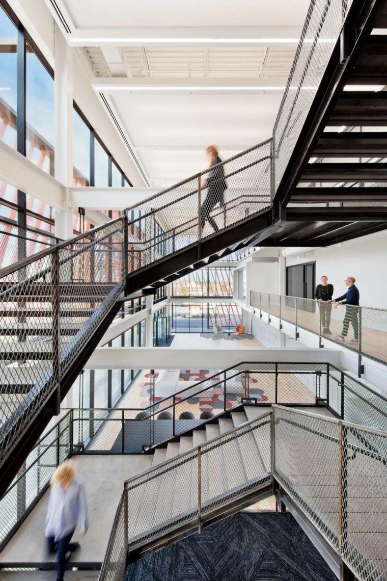 Gensler设计的五个办公楼,在这上班才有范_16