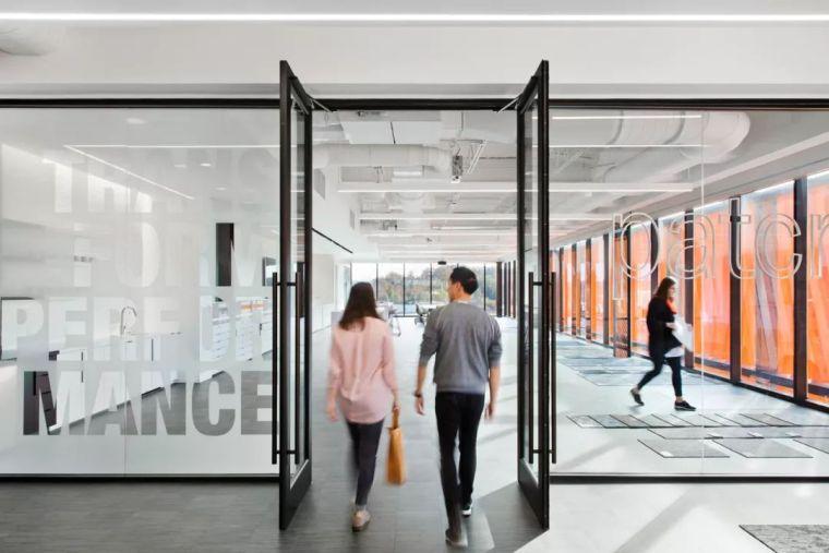 Gensler设计的五个办公楼,在这上班才有范_20