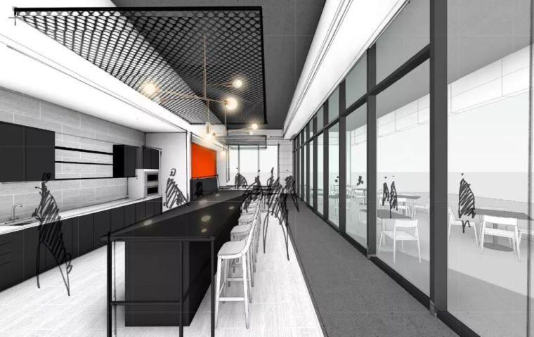 Gensler设计的五个办公楼,在这上班才有范_22