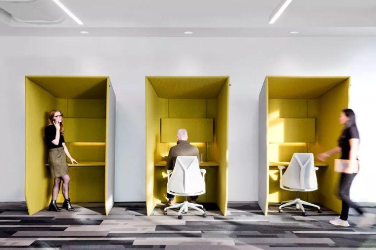Gensler设计的五个办公楼,在这上班才有范_26