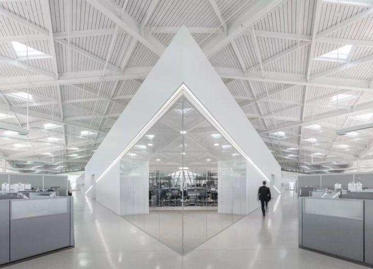 Gensler设计的五个办公楼,在这上班才有范_33