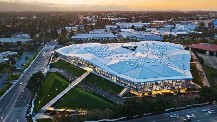 Gensler设计的五个办公楼,在这上班才有范_30