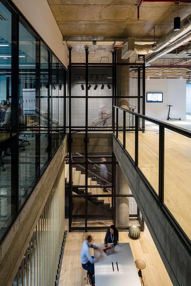 Gensler设计的五个办公楼,在这上班才有范_41