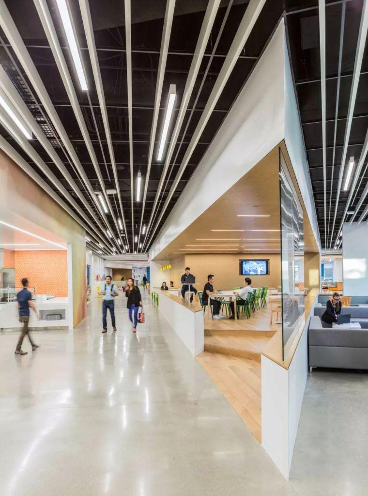 Gensler设计的五个办公楼,在这上班才有范_45