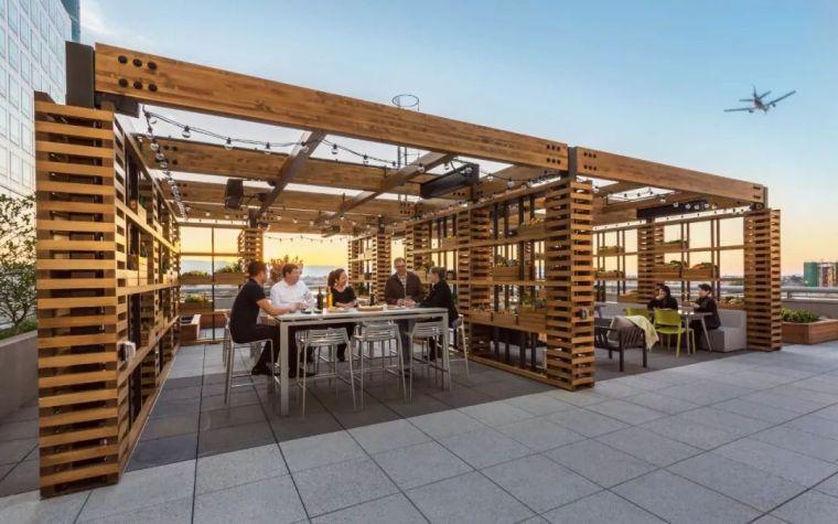 Gensler设计的五个办公楼,在这上班才有范_50