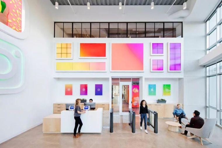 Gensler设计的五个办公楼,在这上班才有范_51