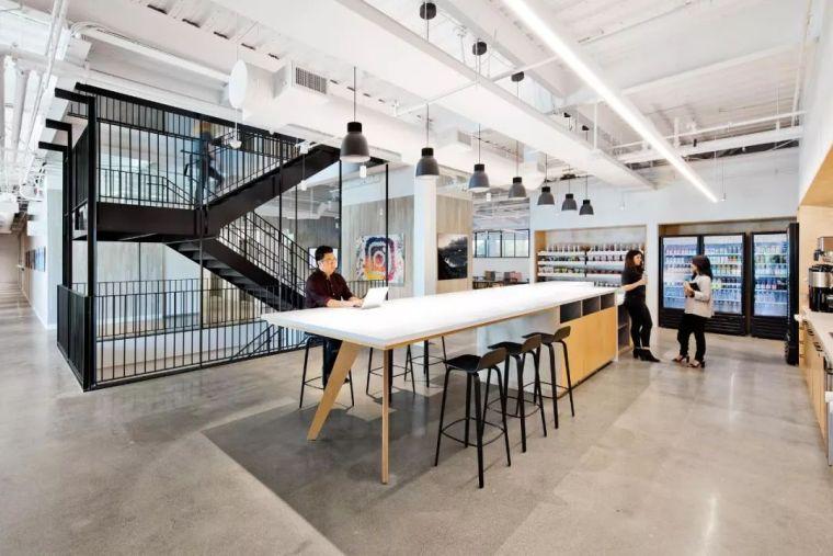 Gensler设计的五个办公楼,在这上班才有范_56
