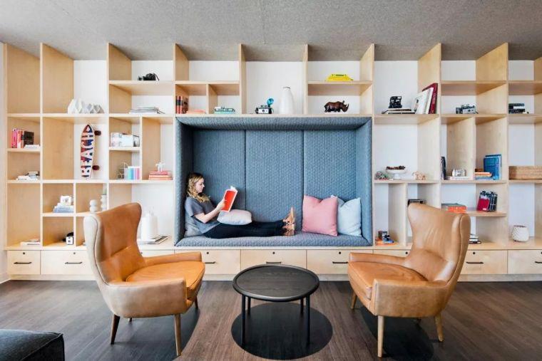 Gensler设计的五个办公楼,在这上班才有范_55