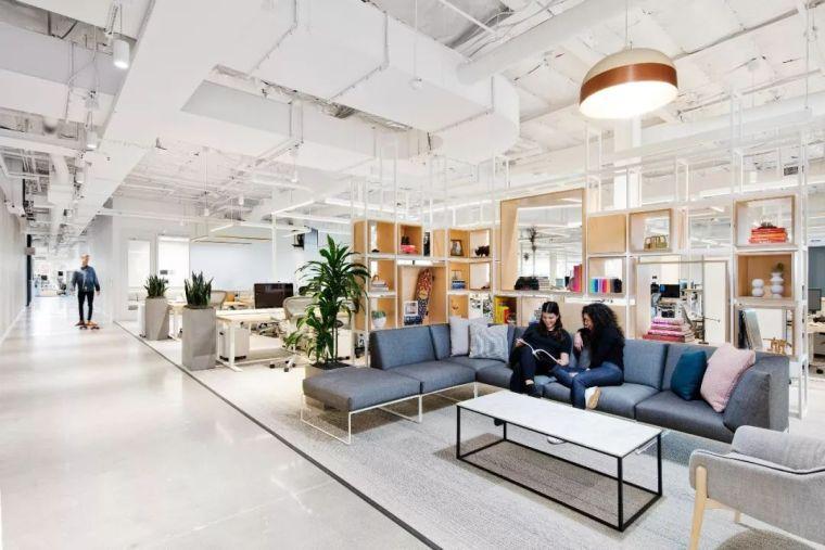 Gensler设计的五个办公楼,在这上班才有范_53