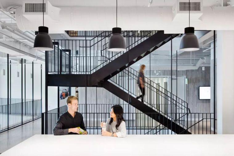 Gensler设计的五个办公楼,在这上班才有范_57