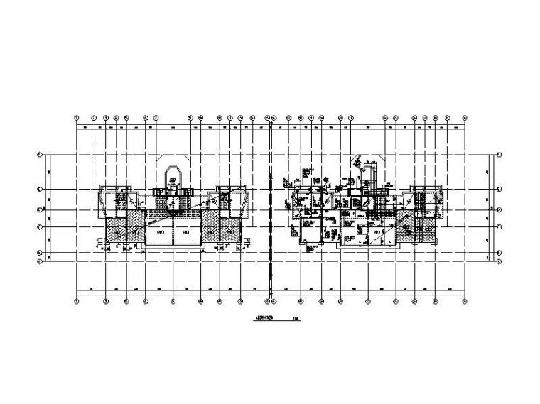 [济南]11层剪力墙结构住宅楼结构施工图