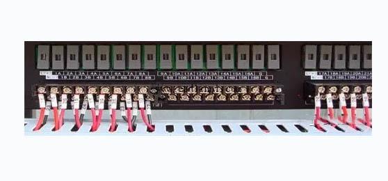 电气控制柜二次回路布线工艺