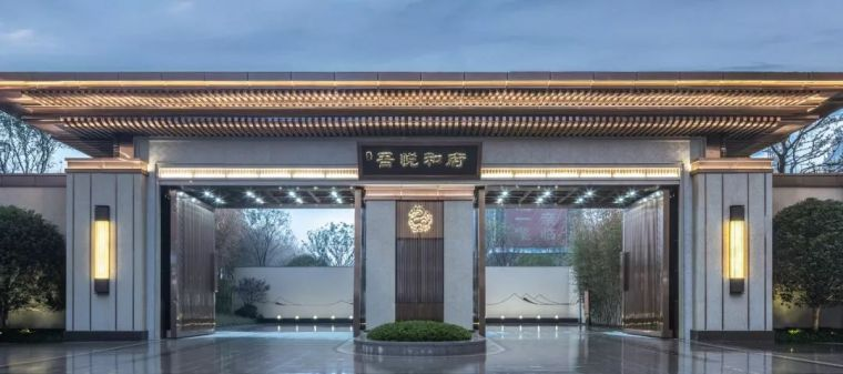 100款·最新景观大门集锦(2019年上半年)_99