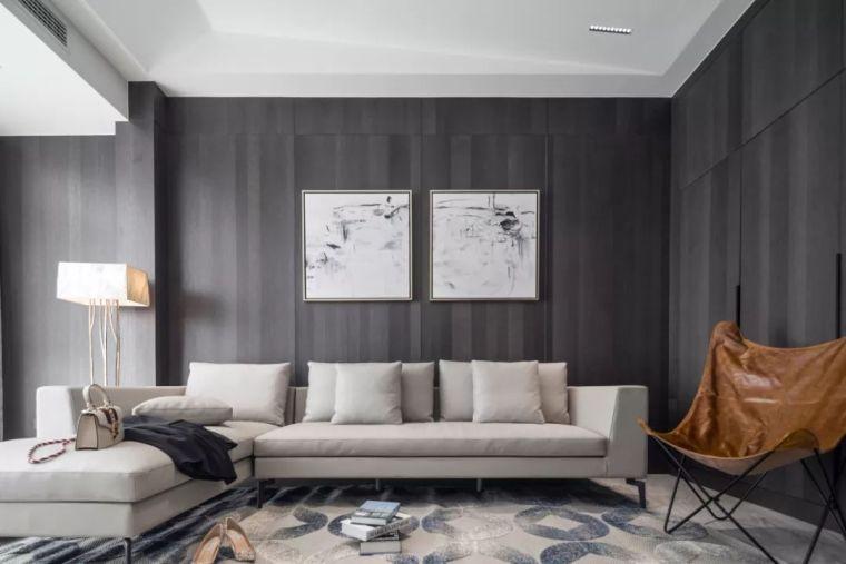 400m²现代别墅,诠释飘渺灵动的艺术气质!