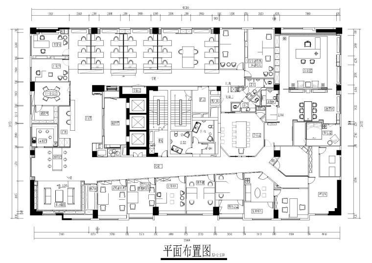 [福建]凯隆地产CAD施工图+效果图