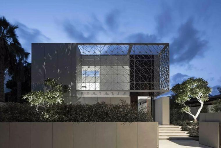 以色列光影现代别墅