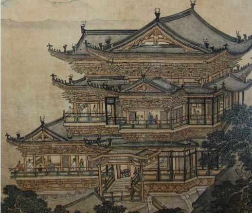 中国古建筑木构架常见的修复方法有哪些?-1
