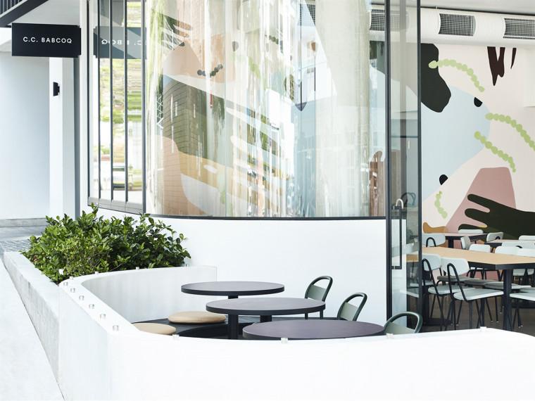 澳大利亚C.C.Babcoq概念餐厅-00