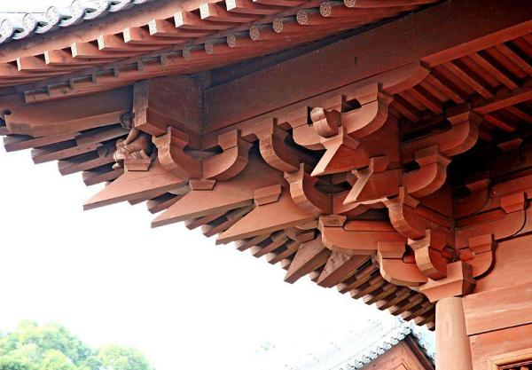 中国古建筑木构架常见的修复方法有哪些?-2