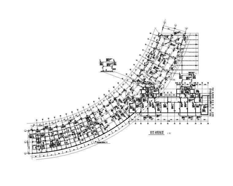 11层剪力墙住宅楼结构施工图