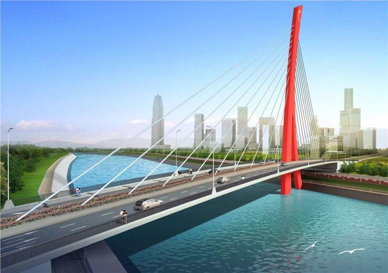 桥梁工程创优控制及主要施工方法(多图)