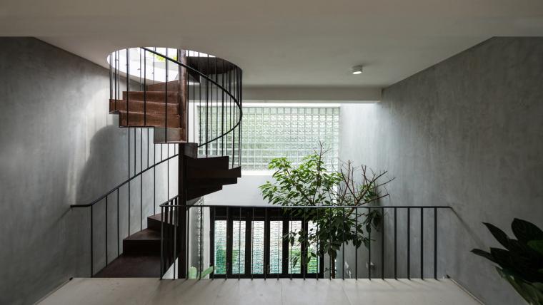 越南Stacking-Roof住宅-32