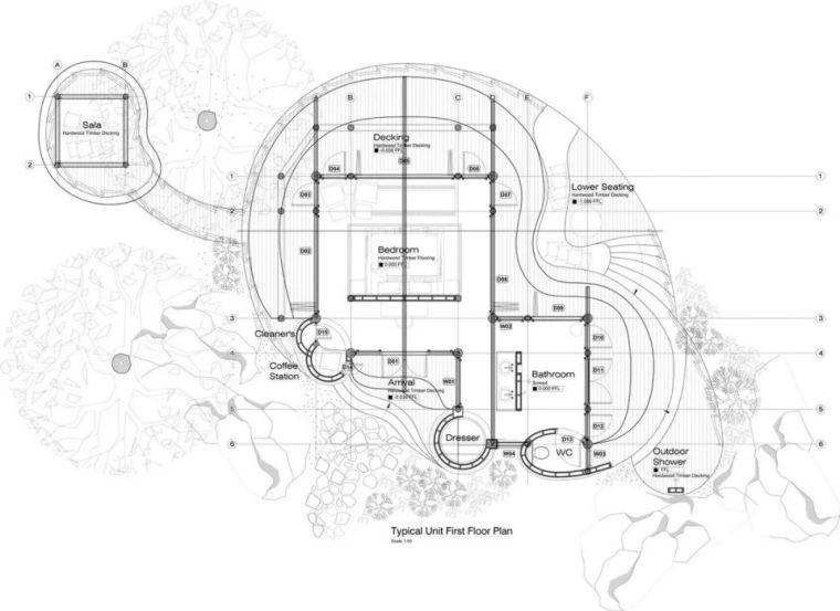 竹藤秘语|最新生态建筑·3款_6