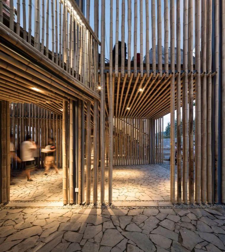 竹藤秘语|最新生态建筑·3款_9