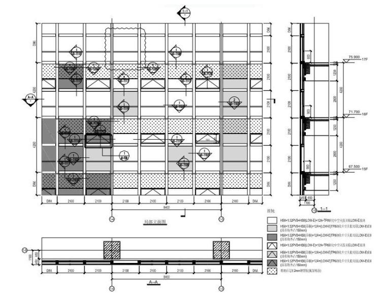 百度国际大厦幕墙结构计算书(2016)