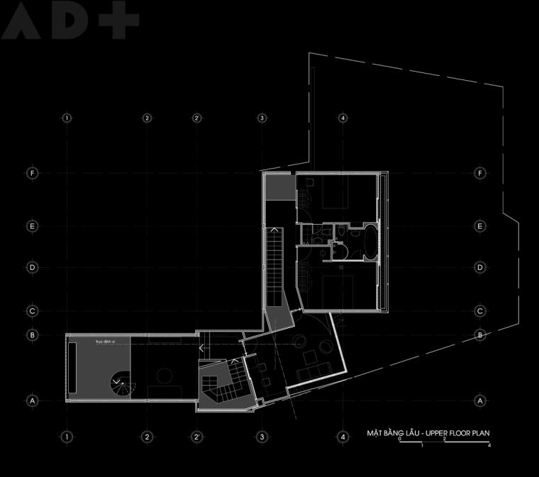 越南Stacking-Roof住宅-41_UPPLAN