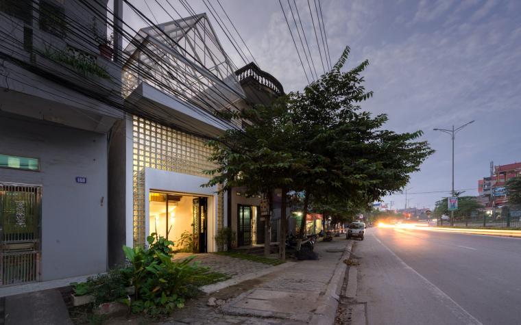 越南Stacking-Roof住宅-39