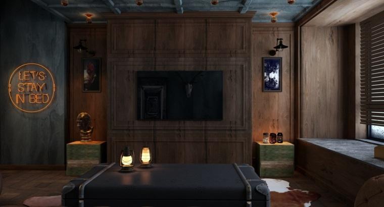 艺科设计 青岛刺青工作室设计,沉稳、神秘-img_1325